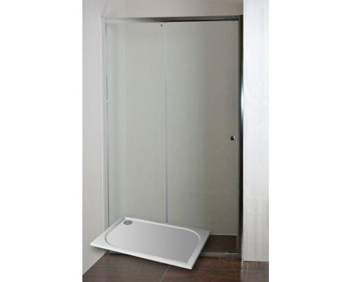 ARTTEC - ONYX 120 NEW Sprchové dveře do niky s vaničkou POLARIS 1280S (PAN04507)