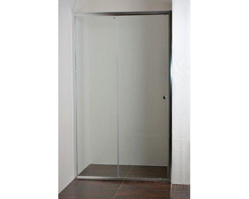 ARTTEC - ONYX 120 NEW Sprchové dveře do niky s vaničkou POLARIS 1290S (PAN04508)