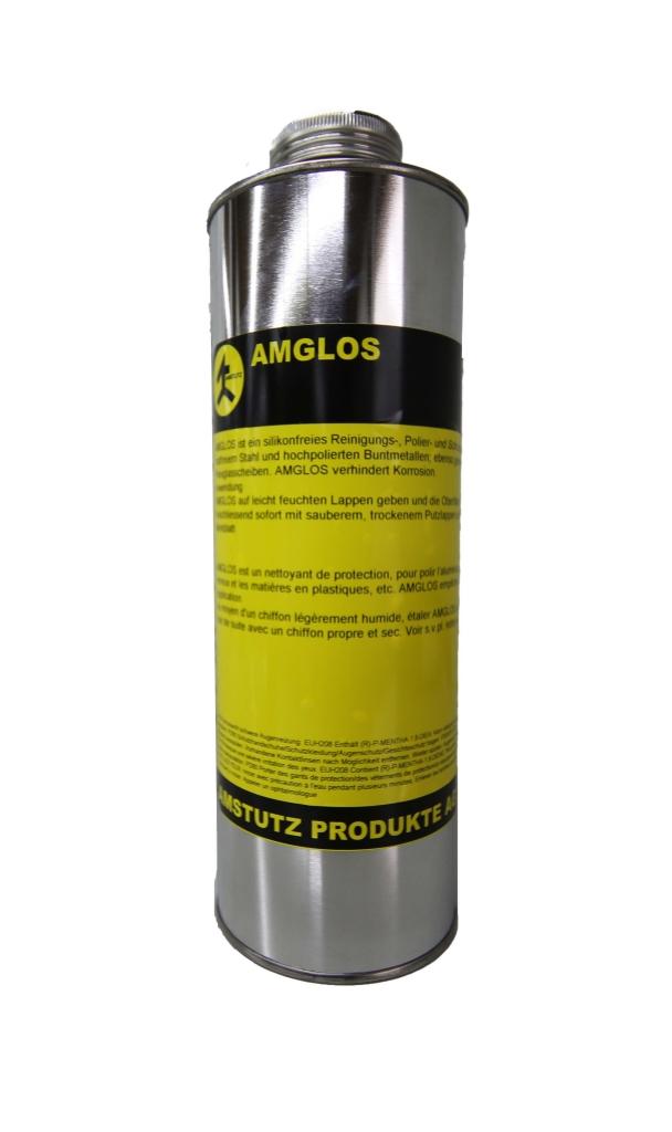 Brusná leštící pasta na chrom a hliník Amstutz Amglos 1 kg (EG381)