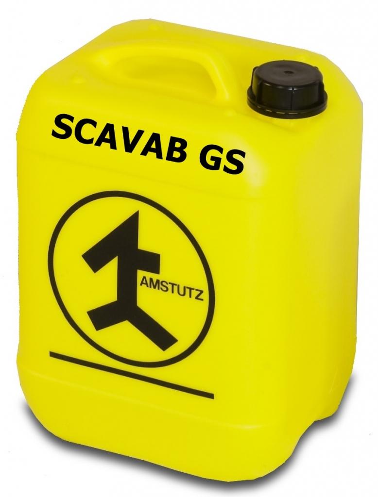 Leštící prostředek do myček nádobí Amstutz Scavab GS 10 kg (EG437)