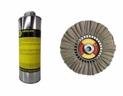 Luhmi - Balíček na leštění hliníkových nádrží v 1 kroku (EG1077)