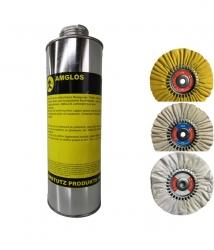 Luhmi - Balíček na leštění hliníkových nádrží ve 3 krocích (EG1078)