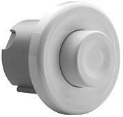 IDEAL STANDARD - Podomítkové díly Ovládacia doska Expert pneumatická, pre telesne postihnutých, biela (VV718063)