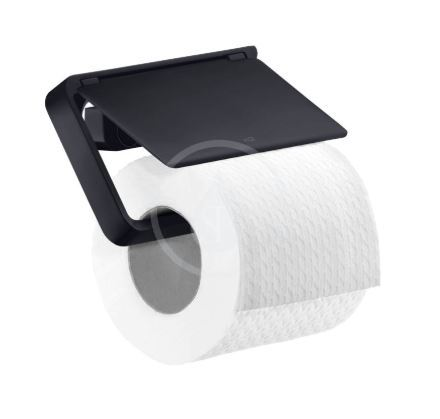 AXOR - Universal Držiak toaletného papiera, matná čierna (42836350)