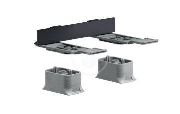 AXOR - Universal Súprava adaptérov, matná čierna (42870350)