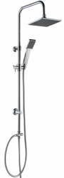 Eisl - Sprchový set REFRESH + sprchová baterie s roztečí 150mm (DX12002 Ni168CALCR)