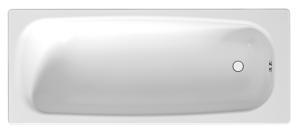 JIKA vana TANZA Plus 160x70 (bez noh), tl.2,8mm, záruka 30 let 2.2519.1.000.000.1 (H2251910000001)