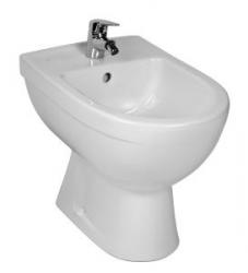 JIKA - Lyra Plus bidet stojící 54,5cm (pro kombinaci s wc kombi)  H8323810003041 (H8323810003041)
