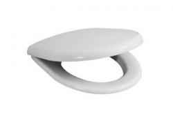 JIKA - DEEP bílé wc sedátko BALTIC, kov úchyty, antibacteriá, pro zvýšené kombíky  H8932813000631 (H8932813000631)