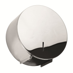 Bemeta HOTEL bubnový zásobník na toaletní papír pr. 310 mm, lesk 125212081 (125212081)