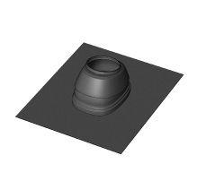 BRILON - Komín Serio univerzální střešní taška DN 100/60 a 125/80, olovo / PE, cihlová, 35-55° 52107233 (52107233)
