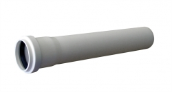 Plast Brno - HT BÍLÁ trubka 50 x  250 mm     HTEM CT50251 (CT50251)