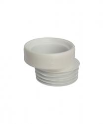 Plast Brno - WC manžeta 110 exentr.2cm, gumová (245 g) MES0000 (MES0000)