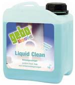 GEBO Bohemia - Gebo LIQUID CLEAN čistící prostředek (2litr.) pro top.soustavu 75052 (75052)