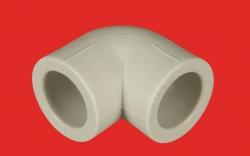 FV - Plast - PPR BÍLÉ  koleno  20 /90st. W202020 (W202020)