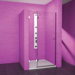 TEIKO sprchové dveře otvíravé PSDKR 1/100 SKLO LEVÁ  100x187 (V332100L52T41003)