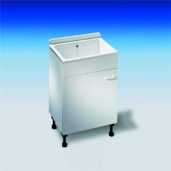 GLYNWED - ABU mycí box bílý 610x455x920mm (710001) 60A00010099 (60A00010099)