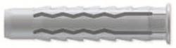 Ostatní - Hmoždinka GX 6x30 rozpěrná i zauzlovací nylon, BXfix Berner, náhrada za SX 70133006 (70133006)