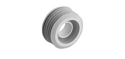 Schell manžeta k splach.trubce, gumová * 55mm S771010099 (S771010099)