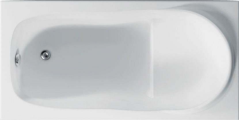 TEIKO vaňa obdĺžniková ALEA-S Biela 140 x 70 x 45 sedacie V112140N04T02001 V112140N04T02001