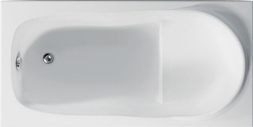 Teiko ALEA SEDACÍ 140x70 bílá vana + nohy V112140N04T02001 (V112140N04T02001)