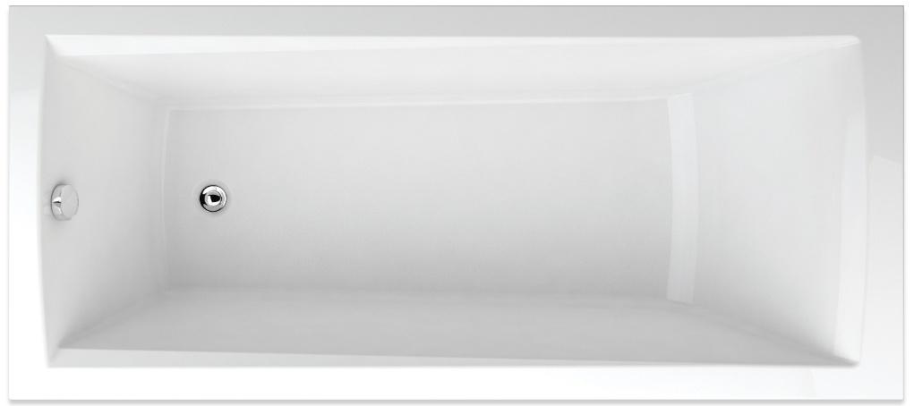 TEIKO vana obdélníková TREND 150 Bílá 150 x 70 x 45 (V113150N04T02001)