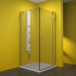 TEIKO sprchový kout obdélníkový NSKDS 1/100-75 MASTER CARRE PRAVÁ 100x75x187 (V333100R57T01003)