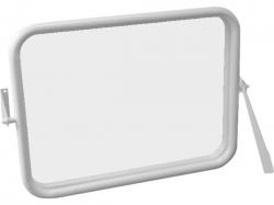 JIKA UNIVERSUM zrcadlo s páčkou, nastavitelné, nerez  H3897170030001 (H3897170030001)
