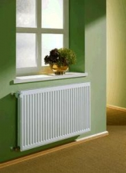 Kermi radiátor Profil bílá K11  900 x 1000 Levý / Pravý  (FK0110910)