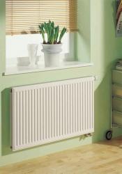 Kermi radiátor Profil bílá V12  400 x 1600 Pravý  (FTV120401601R1K)