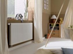 Kermi radiátor Profil bílá V12  900 x  700 Levý  (FTV120900701L1K)