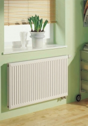 Kermi radiátor Profil bílá V22  400 x  900 Pravý  (FTV220400901R1K)