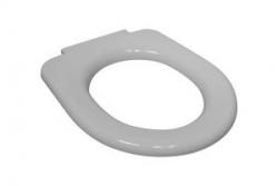 JIKA - Invalidní DEEP wc sedátko BEZ poklopu, kovové úchyty 8.9328.2.300.063.1 (H8932823000631)