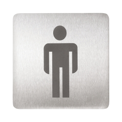 Sanela SLZN 44AA Piktogram -  WC muži (SL 75445)