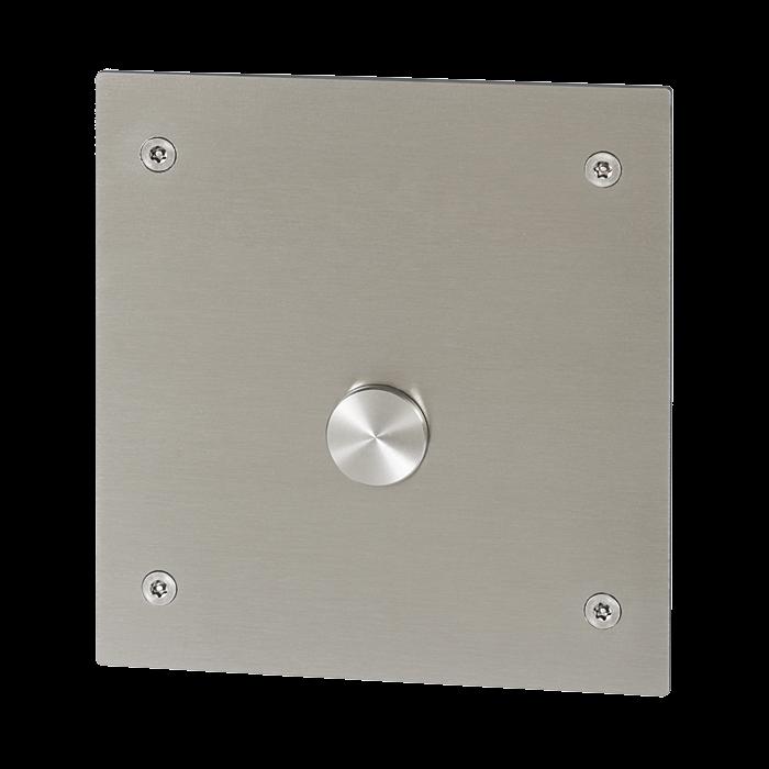 Sanela SLS 01PA Piezo ovládání sprchy pro jednu vodu se speciálním antivandalovým krytem, 24V DC (SL 12016)