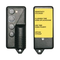 Sanela SLD 04 Dálkové ovládání pro nastavení radarových splachovačů a piezo ovládání (SL 07040)