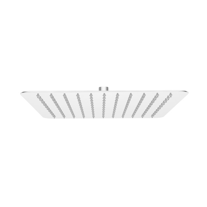 JIKA Cubito-N sprcha hlavová čtverec 30x30cm nerez bez ramene H3671X10041301 (H3671X10041301)
