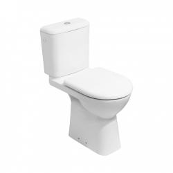 JIKA - Invalidní DEEP WC kombi mísa v.45cm, vodorovný odpad, bez nádrže (zvýšený o 5 cm) H8236180000001 (H8236180000001)