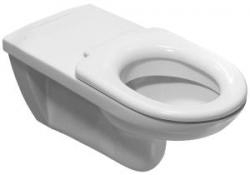 JIKA - Invalidní DEEP WC mísa závěsná, prodloužená na 70cm 8.2064.2.000.000.1 (H8206420000001)