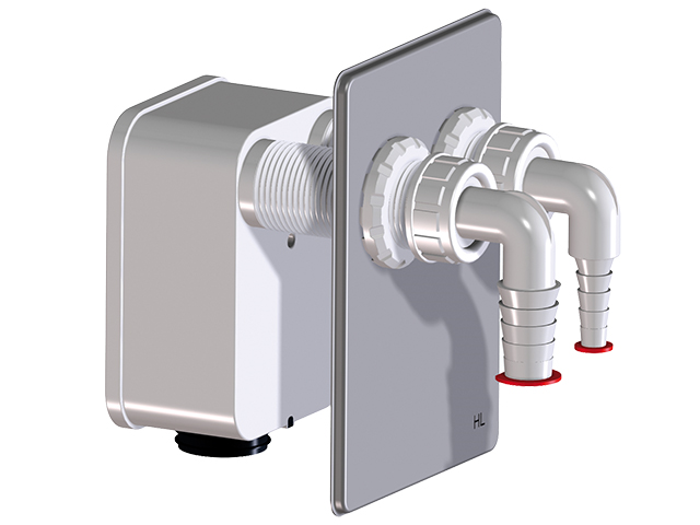 Ostatní - HL kompletační sada pro dva spotřebiče pračka,myčka,sušička, pro HL4000 HL4000.2 (HL4000.2)