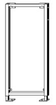 VIEGA  s.r.o. - Viega Eco Plus základní prvek v.113cm, mod.8162.5  461751 (V 461751)