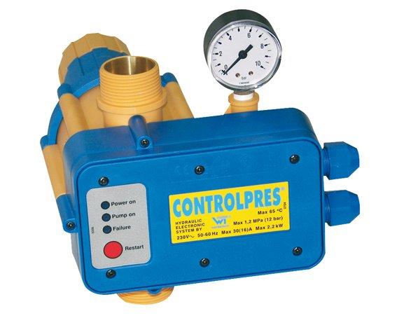 "IVAR CS spol. s.r.o. - IVAR CONTROLPRES s redukčním ventilem 5/4"" - 230V IVAR.CONTROLPRES CONTROLPRES (CONTROLPRES)"