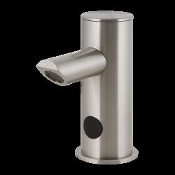 Sanela SLU 93 Automatická umyvadlová nerezová baterie s elektronikou ALS pro teplou a studenou vodu, 24V DC (SL 03930)