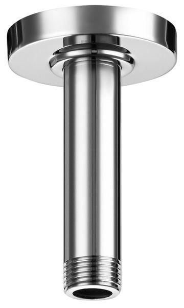 JIKA - Cubito-N sprchové rameno stropní 200mm, kulaté kov chrom H3661X00040021 (H3661X00040021)