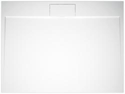 TEIKO vanička obdélníková DANTE-K 100x90 BÍLÁ 100 x 90 x 3 (Z139100N96T06001)