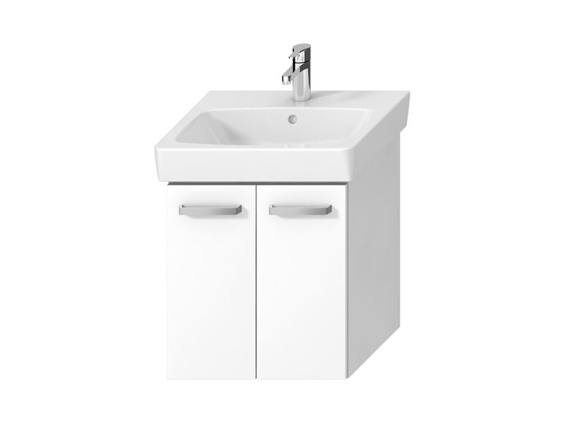 JIKA - LYRA plus Viva skříň Bílá pod umyvadlo 55x45 se 2 dveřmi H40J3932003001 (H40J3932003001)