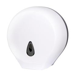 Sanela SLDN 01 Zásobník na toaletní papír, bílý plast ABS (SL 72010)