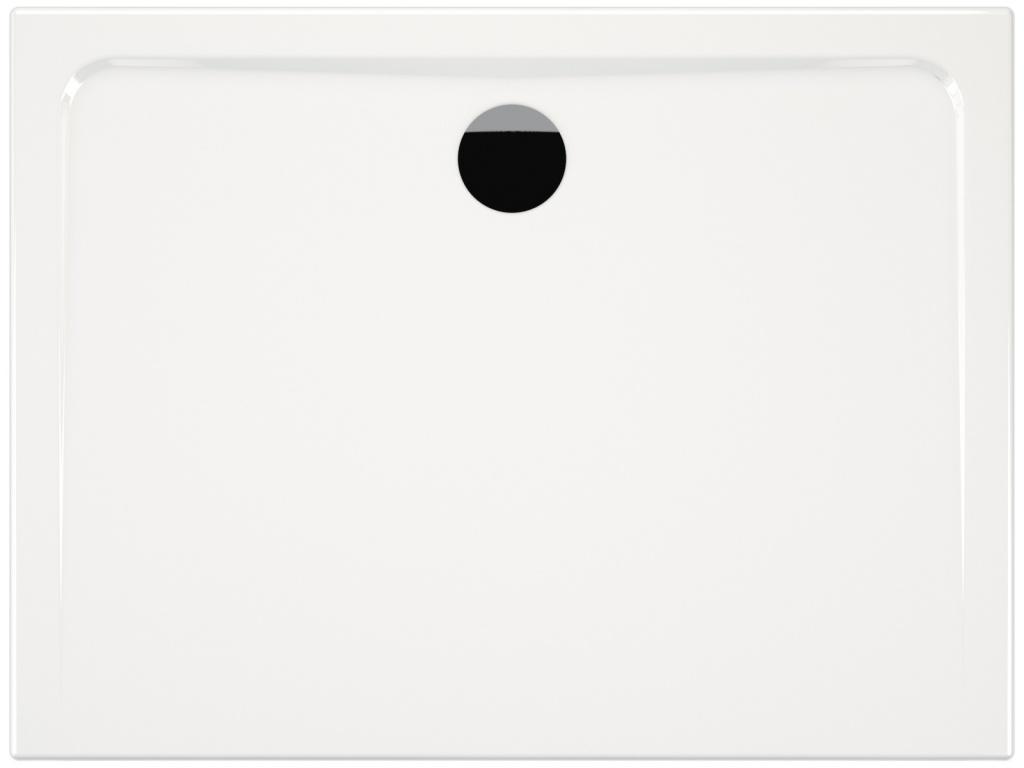 TEIKO vanička obdélníková NAZCA 120x70 BÍLÁ 120 x 70 x 4 (V132120N62T02001)