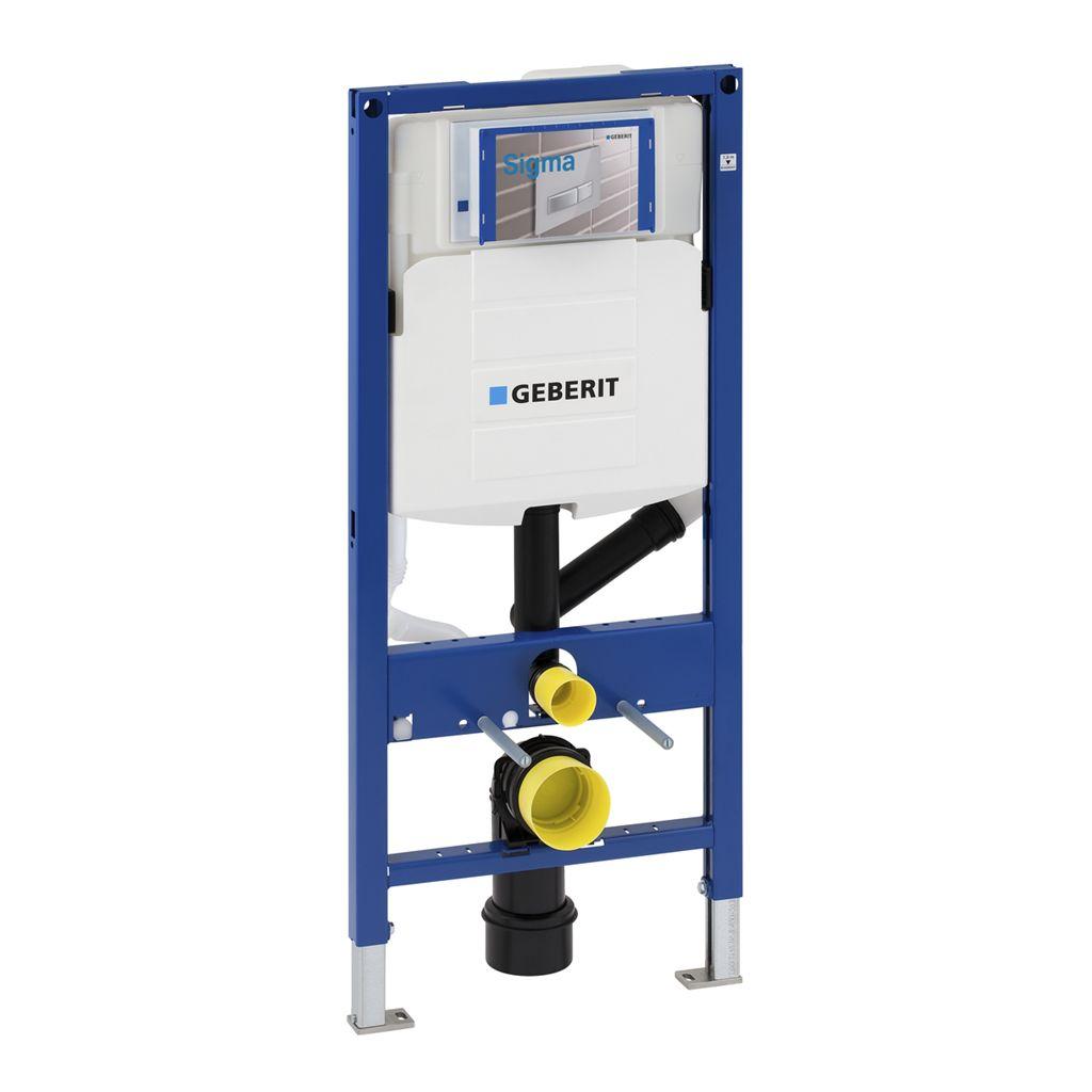 Geberit Duofix modul pre WC, 112cm, s odsávaním cez ovl.tlačítko Sigma 40, UP320 111.370.00.5 111.370.00.5