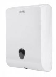 Ostatní - AND GO Zásobník na skládané ručníky Maxi A4 bílá 40006000 (40006000)